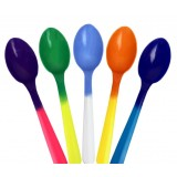 Amazing Color Changing Spoons