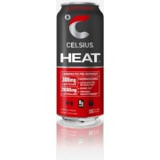 CELSIUS, HEAT INFERNO PUNCH 12/16OZ