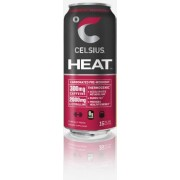 CELSIUS, HEAT STRAWBERRY DRAGONFRUIT,  12/16OZ