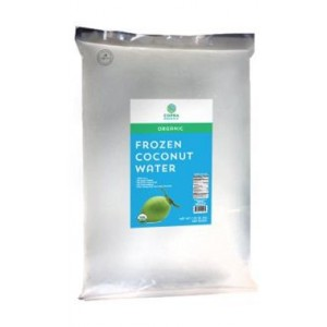 COCONUT WATER RAW, FROZEN 4/5ltr. Bags- COPRA