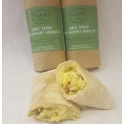 CHILE VERDE BREAKFAST BURRITO 12/10 OZ - CLARA'S KITCHEN