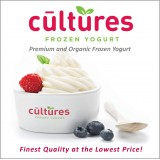 Cultures Organic Frozen Yogurt