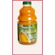 ORGANIC PINEAPPLE, 46 OZ- DR. SMOOTHIE