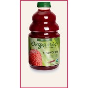 ORGANIC STRAWBERRY, 46 OZ- DR. SMOOTHIE