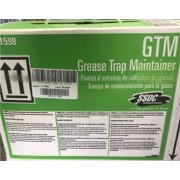 GREASE TRAP CLEANER, 3.1 GAL