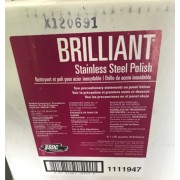 BRILLIANT STAINLESS STEEL POLISH 6/1 QT - SSDC