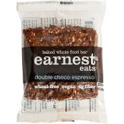 Double Choc. Espresso Food Bar, 12/ct.
