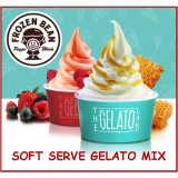 The Frozen Bean Gelato Mix