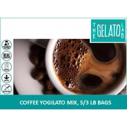 COFFEE YOGILATO MIX, 5/3 LB BAGS-FROZEN BEAN