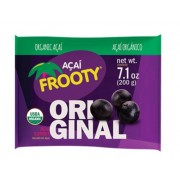 FROOTY ACAI ORGANIC SWEETENED PACKS 50/200 GR