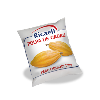 FROOTY ACAI CACAU PULP 10KG BOX (100 packets of 100 gram)