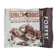 ORGANIC FOREST - CHOCOLATE FRUIT & NUT 12/1.6 OZ - GORILLY GOODS