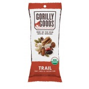 ORGANIC TRAIL-NUT & GOJI & CACAO 12/1.3OZ-GORILLY GOODS