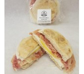 BACON BREAKFAST SANDWICH 12/4 OZ - GALANT