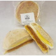 CHORIZO BREAKFAST SANDWICH 12/4 OZ - GALANT