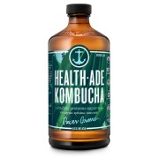 HEALTH-ADE  POWER GREENS KOMBUCHA, ORGANIC, 12/16 OZ