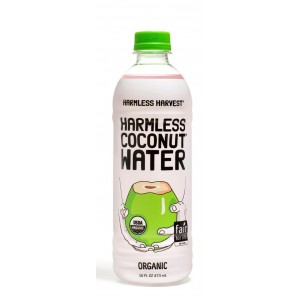 Harmless Harvest Coconut Water - 12/16oz.