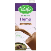 CHOCOLATE HEMP MILK, 12/32Oz.