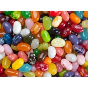 JELLY BELLIES ASSORTED, 10 LB
