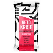 CHOCOLATE RASPBERRY KETO KRISP BAR  12/1.8 OZ