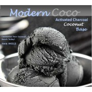 ACTIVATED COCONUT SORBET- VEGAN,ORGANIC-3 GAL