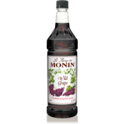 WILD GRAPE FLAVOR SYRUP 4/1 LITER MONIN
