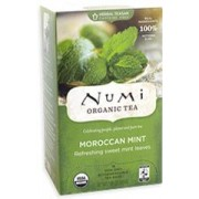 MOROCCAN MINT HERBAL TEASANS 6/18CT.