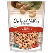 ORCHARD VALLEY CASHEWS 12/2OZ