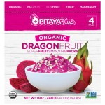 3 - Organic Pitaya Plus Packs 60/ct.#0716
