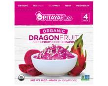 3 - Organic Pitaya Plus Packs 60/ct.#0716