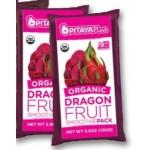 PITAYA  SMOOTHIE PACKS- QTY 60 -ORGANIC- PITAYA FOODS
