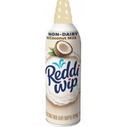 REDDI WIP COCONUT NON DAIRY WHIPPED CREAM 6/6 OZ
