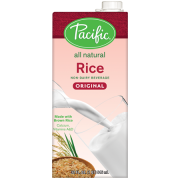 RICE LOW FAT ORIGINAL, 12/32Oz.