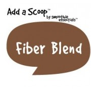 FIBER BLEND, SMOOTHIE ESSENTIALS 1LB (90SCOOPS)