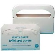 TOILET SEAT COVERS, 1/250 CT