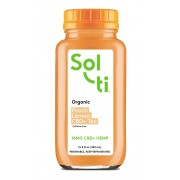 SOL-TI CBD PEACH LEMON CBD + TEA SUPERADE ORGANIC 6/12.5
