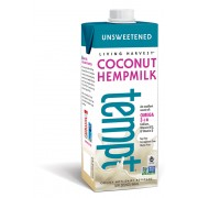 TEMPT UNSWEETENED COCONUT HEMP MILK  ORGANIC 12/32OZ.