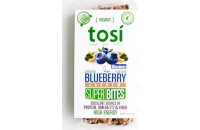 Tosi Blueberry Cashew Super Bites - 12 per box