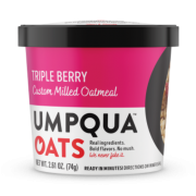 TRIPLE BERRY ALL NATURAL OATMEAL 8/2.8