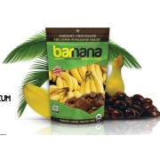 BARNANA CHOCOLATE COVERED BANANA BITES 12/ 3.5OZ.