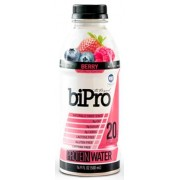 BIPRO BERRY PROTEIN BURST WATER, 12/16.9 OZ