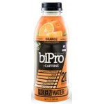 BIPRO ORANGE W/CAFFEINE WATER, 12/16.9 OZ