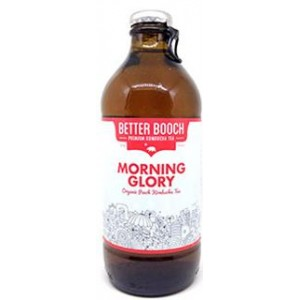 MORNING GLORY KOMBUCHA, 12/16 OZ - BETTER BOOCH