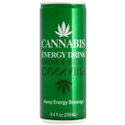 CANNABIS ENERGY DRINK, CLASSIC  24/250ML