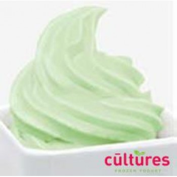 CULTURES, NF PISTACHIO YOGURT,  4/1 GAL