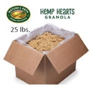 Hemp Hearts Organic Granola 25 Lb.- Nature's Path