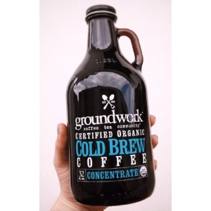 GROUND WORK COLD BREW CONCENTRATE 6/32 OZ