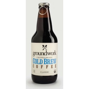 GROUNDWORK COLD BREW RTD BOTTLES 12/12 OZ