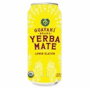 Enlighten Mint Yerba Mate, 12/16Oz. -Guayaki