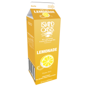 Lemonade Smoothie Mix, 12/ 32Oz. -Island Oasis